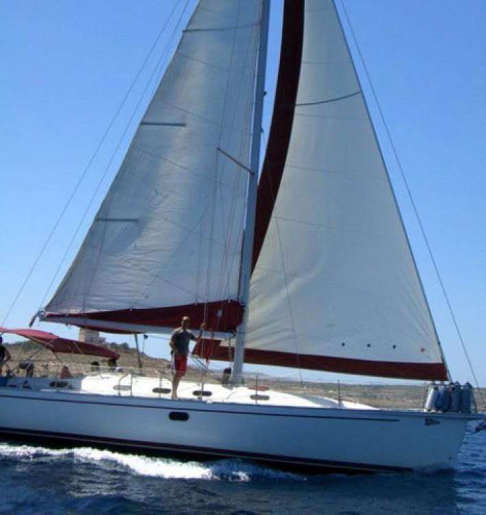 Alquiler de yate Croacia - Dufour Gib Sea 43 en SamBoat
