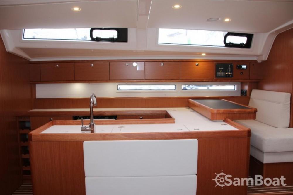 Alquiler Velero en Croacia - Bavaria Cruiser 56