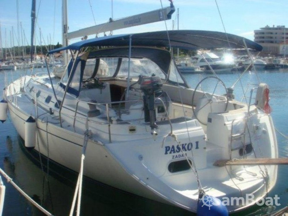 Alquiler de yate Trogir - Dufour Gib Sea 51 en SamBoat
