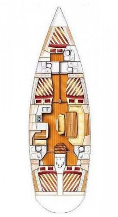 Dufour Gib Sea 51 entre particulares y profesional Croacia