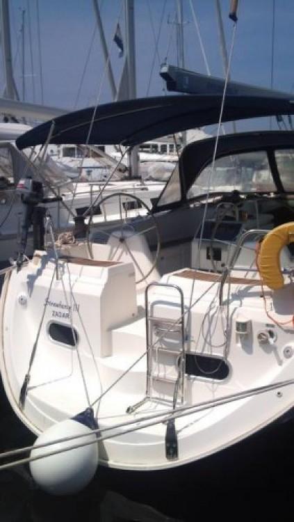 Alquiler de yate Croacia - Dufour Gib Sea 51 en SamBoat
