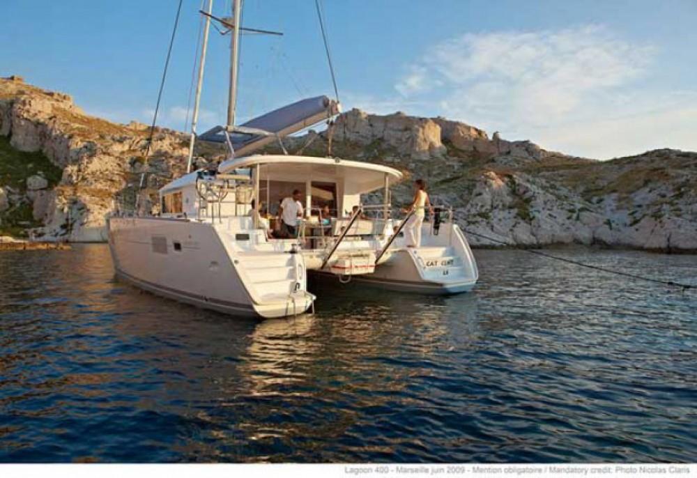 Alquiler de yate Croacia - Lagoon Lagoon 400 en SamBoat