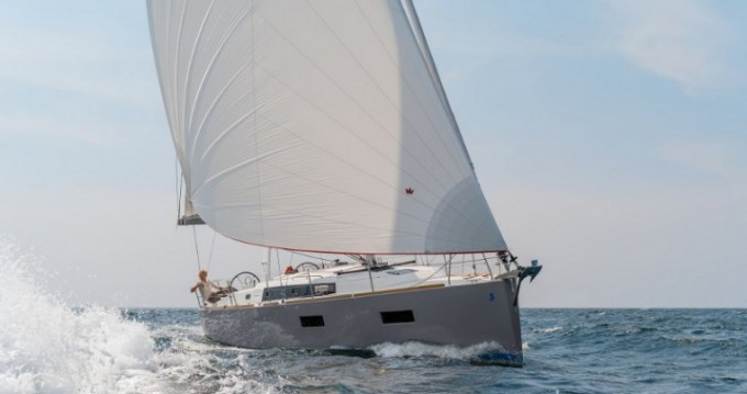 Location bateau Marina Šangulin pas cher Oceanis 38