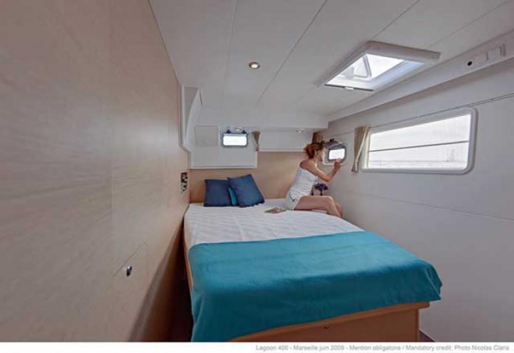 Alquiler Catamarán en Marina Šangulin - Lagoon Lagoon 400