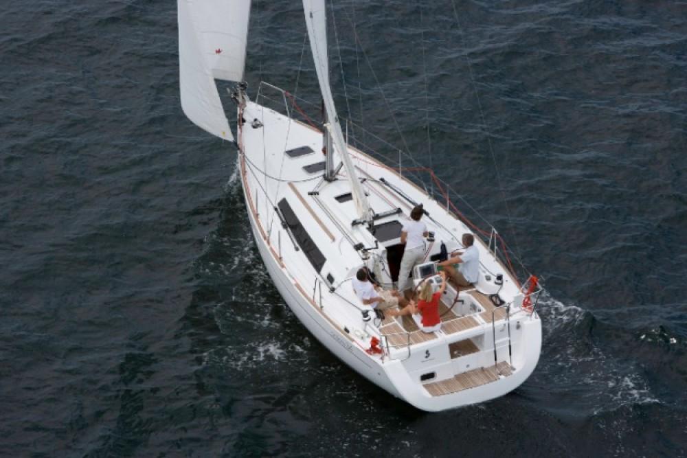 Location yacht à Marina Šangulin - Bénéteau Oceanis 34 sur SamBoat