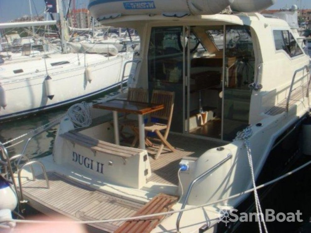 Alquiler Lancha en Croacia - Sas Vektor Vektor 950