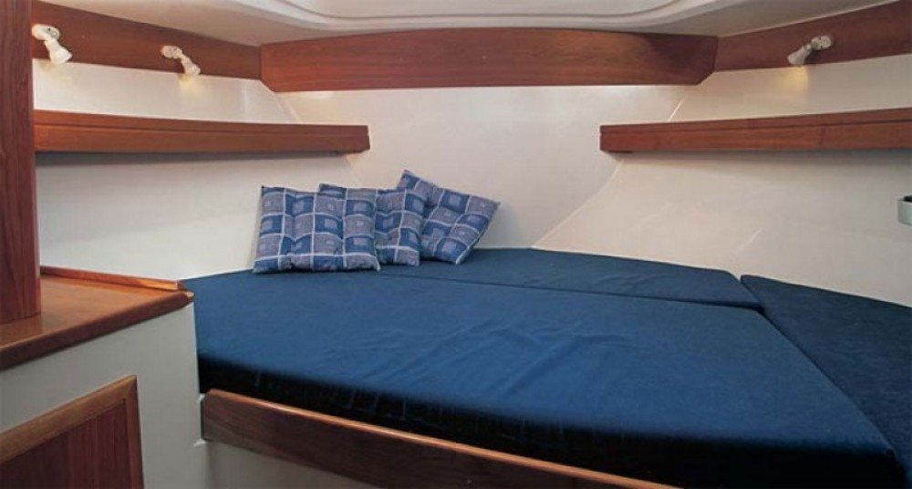 Location yacht à Marina Šangulin - Sas Vektor Vektor 950 sur SamBoat