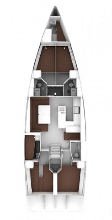 Alquiler Velero en Marina Šangulin - Bavaria Cruiser 56