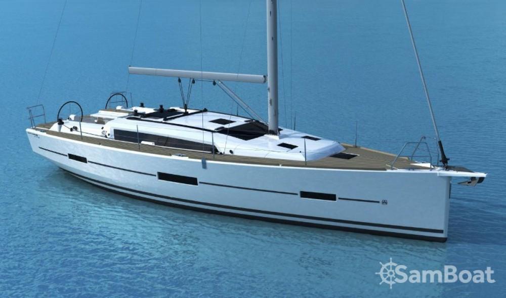 Alquiler de barcos Trogir barato de Dufour 412 Grand Large