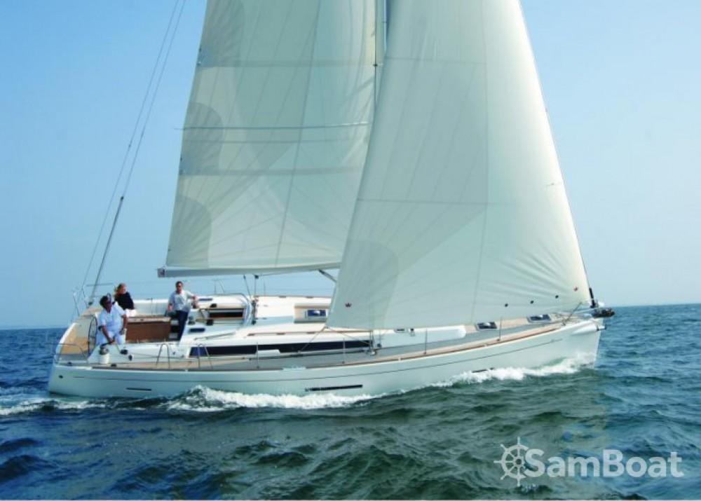 Alquiler de barcos Dufour Dufour 450 Grand Large enTrogir en Samboat