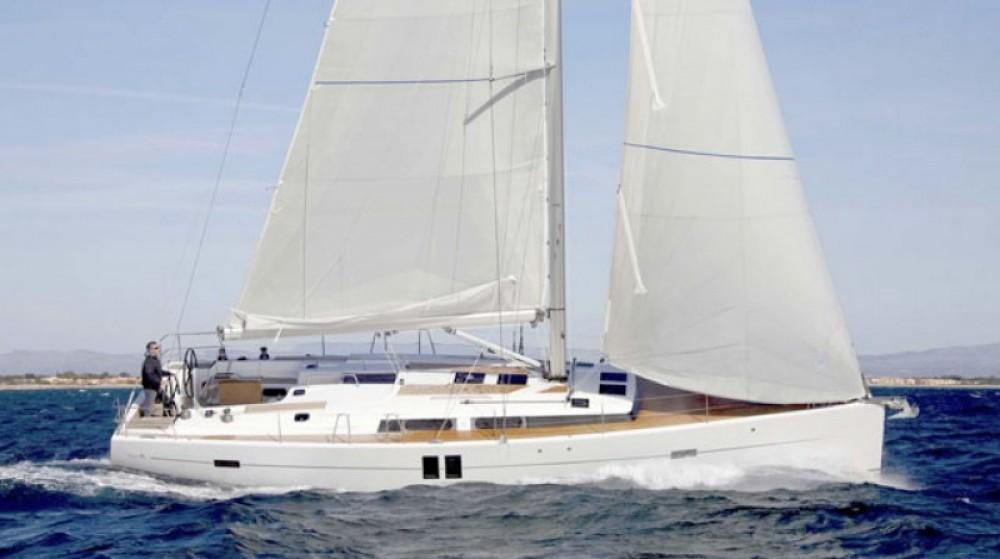 Alquiler de yate Trogir - Hanse Hanse 415 en SamBoat