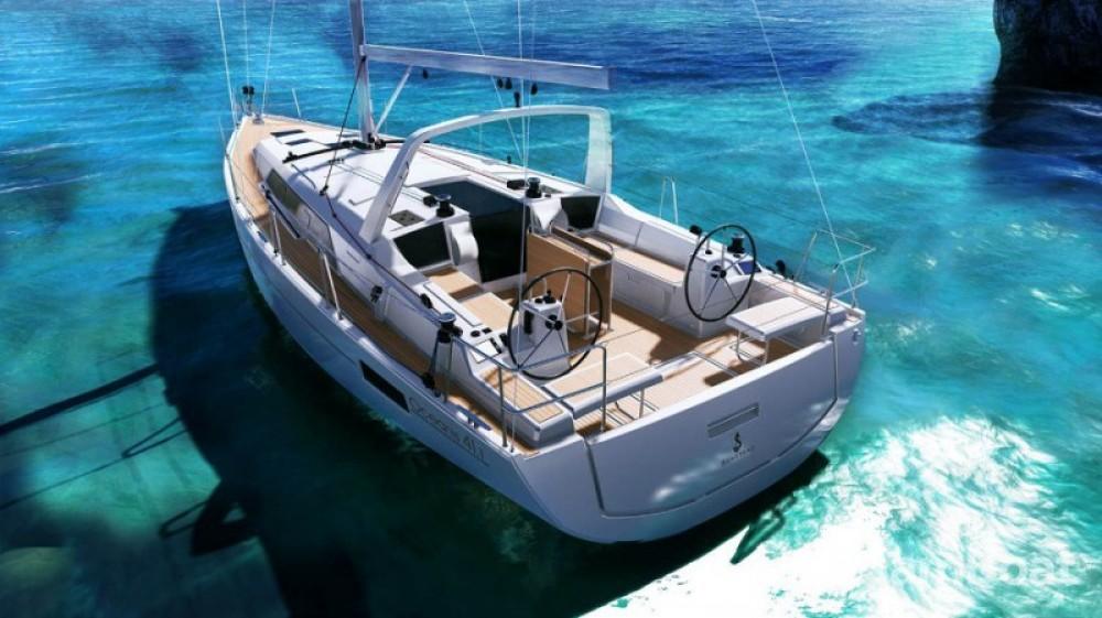 Alquiler de Bénéteau Oceanis 41.1 en Trogir