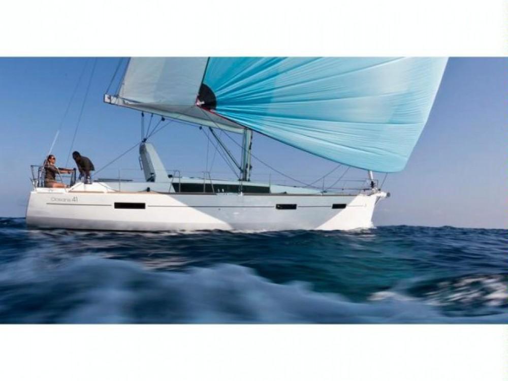 Alquiler Velero en Sukošan - Bénéteau Oceanis 41