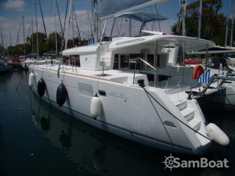 Bootsverleih Lagoon Lagoon 450 Lefkada Samboat