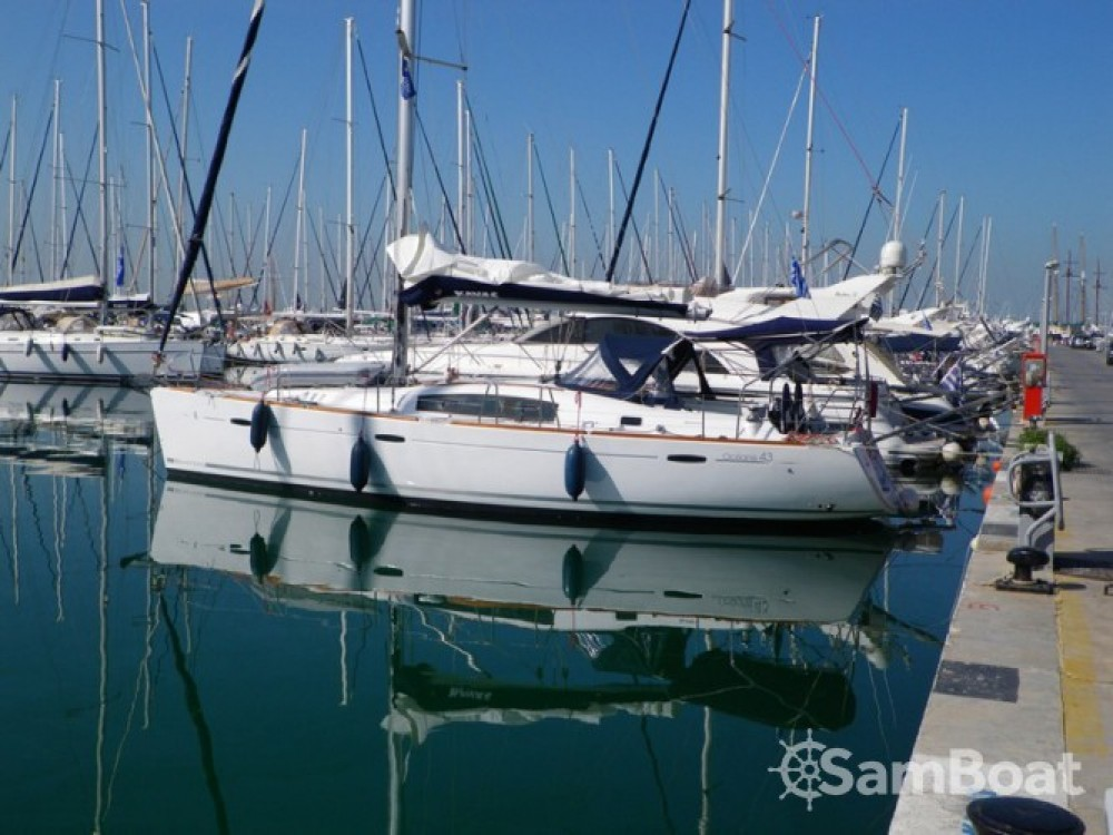Yacht-Charter in Central Greece - Bénéteau Oceanis 43 auf SamBoat