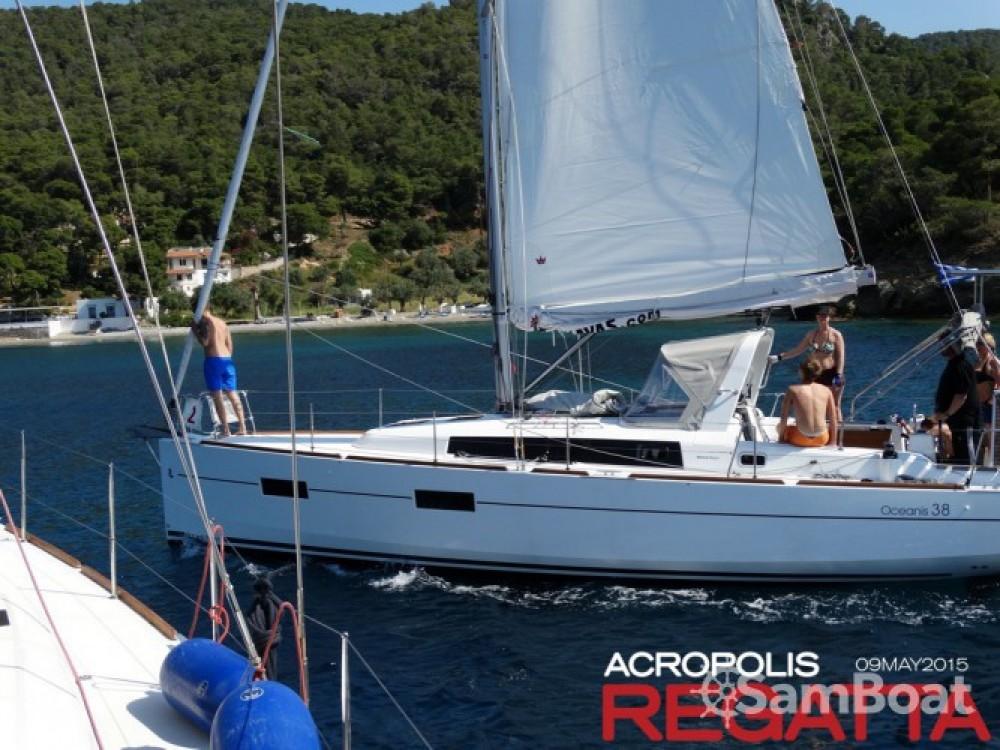 Segelboot mit oder ohne Skipper Bénéteau mieten in Leucade