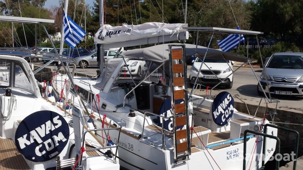 Bootsverleih Bénéteau Oceanis 38 Leucade Samboat