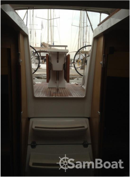 Yacht-Charter in Leucade - Bénéteau Oceanis 38 auf SamBoat