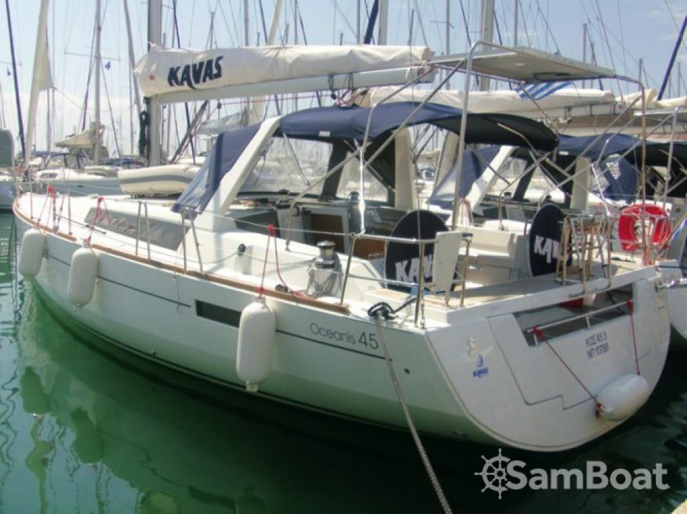 Bootsverleih Bénéteau Oceanis 45 Leucade Samboat