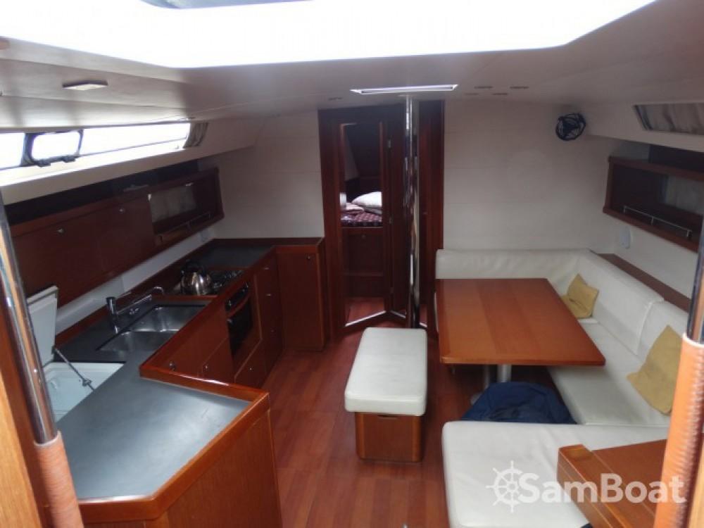 Segelboot mieten in Leucade - Bénéteau Oceanis 45