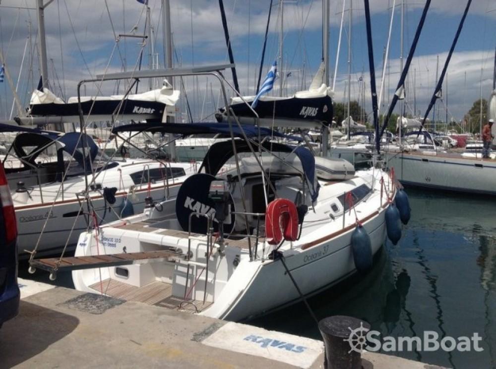 Segelboot mieten in Leucade - Bénéteau Oceanis 37