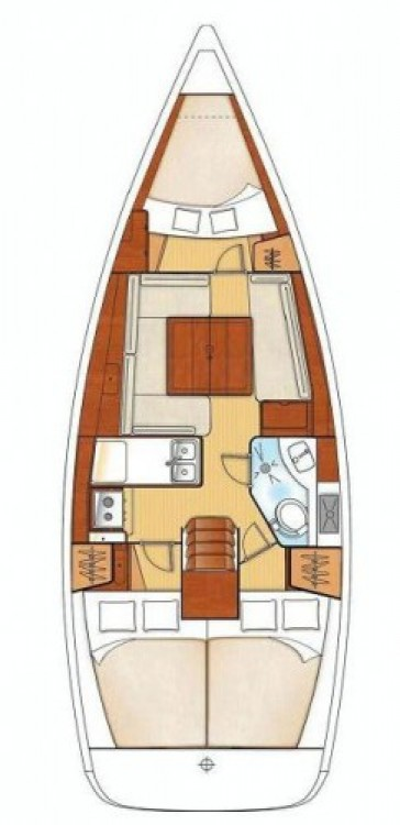 Bootsverleih Bénéteau Oceanis Kos Samboat