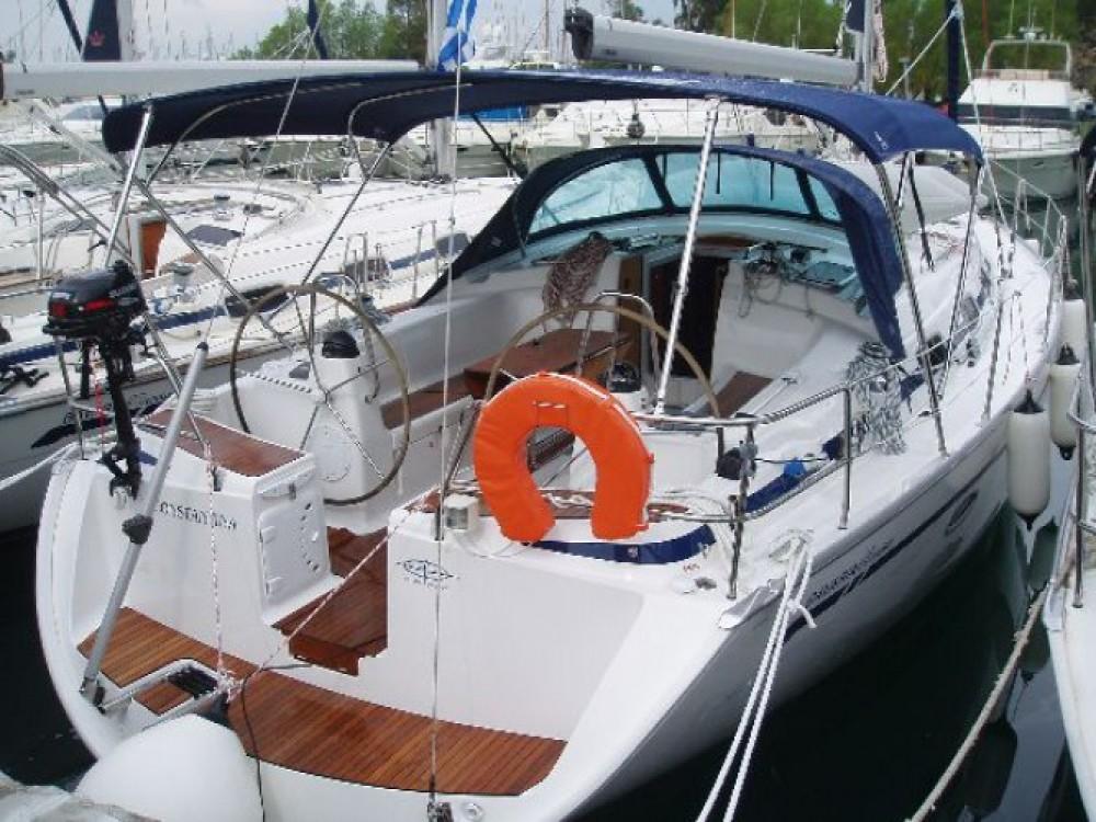 Bavaria Cruiser 43 zwischen Privatpersonen und professionellem Anbieter Central Greece