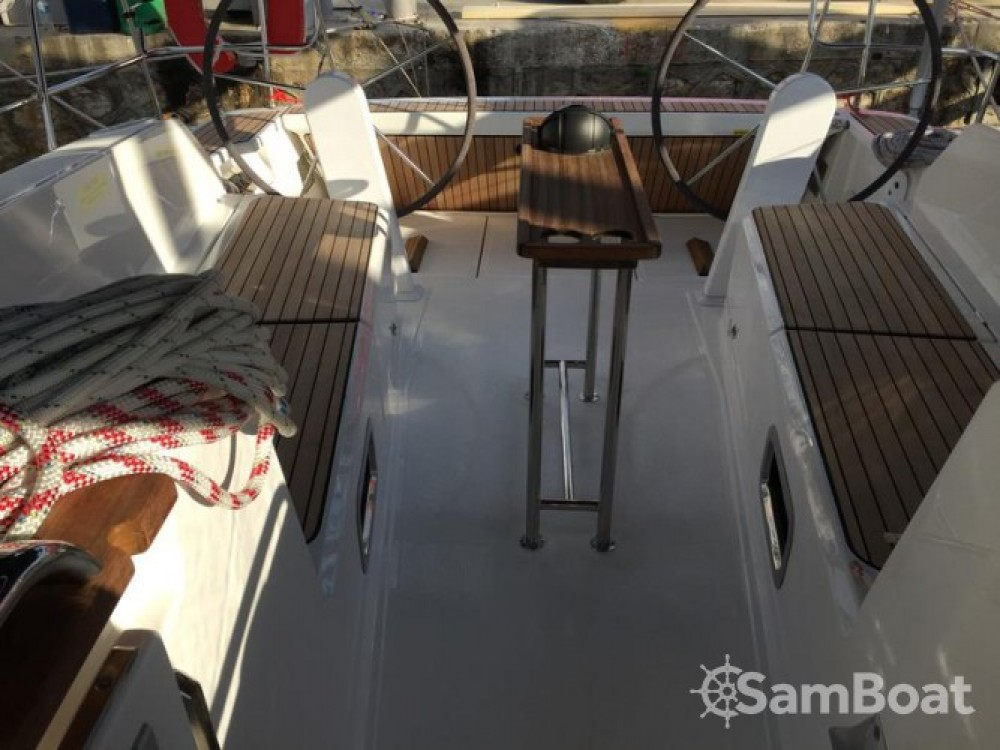Yacht-Charter in Lavrion - Bavaria Cruiser 41 auf SamBoat