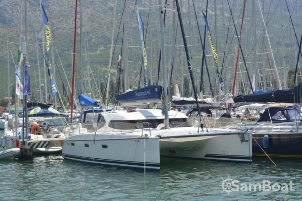 Location yacht à Croatie - Nautitech Nautitech 40 sur SamBoat
