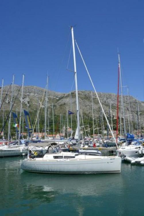 Location bateau Croatie pas cher Sun Odyssey 33i