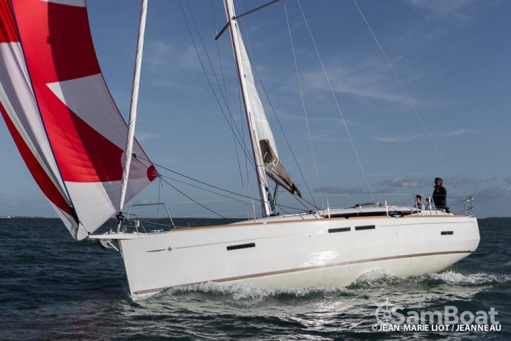 Location bateau Croatie pas cher Sun Odyssey 419