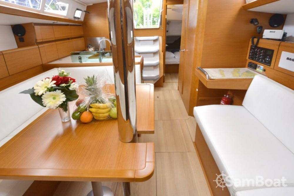 Location bateau Croatie pas cher Sun Odyssey 389