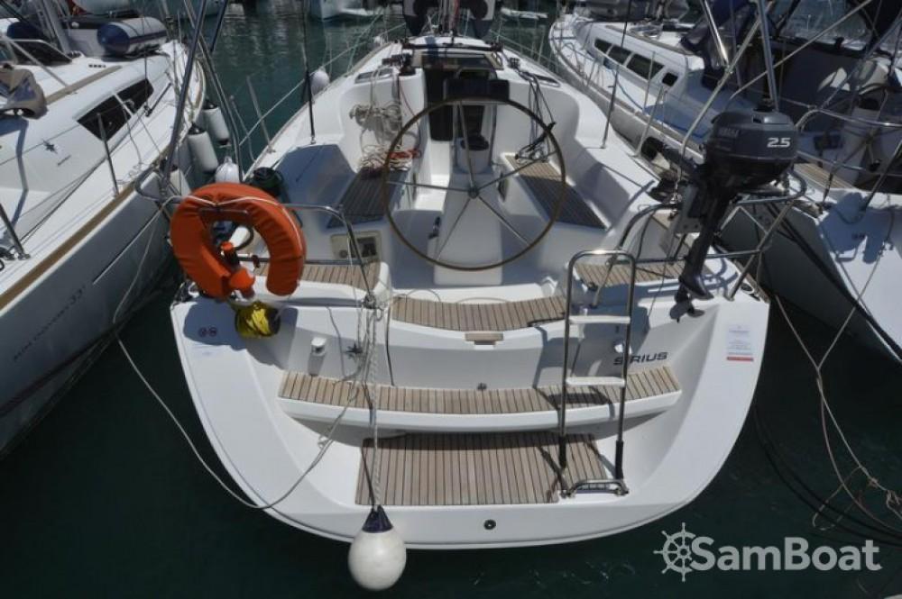 Louez un Jeanneau Sun Odyssey 36i à Croatie