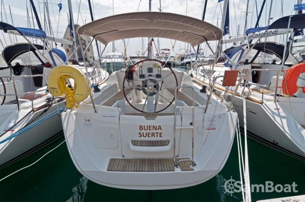 Location yacht à Split - Jeanneau Sun Odyssey 33i sur SamBoat