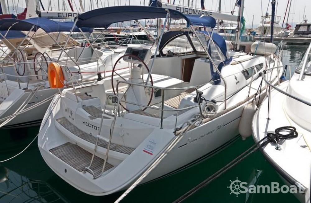 Jeanneau Sun Odyssey 36i entre particuliers et professionnel à Split