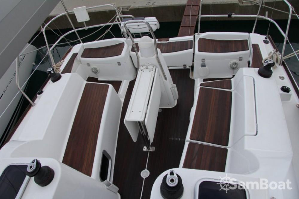 Location bateau Split pas cher Sun Odyssey 36i