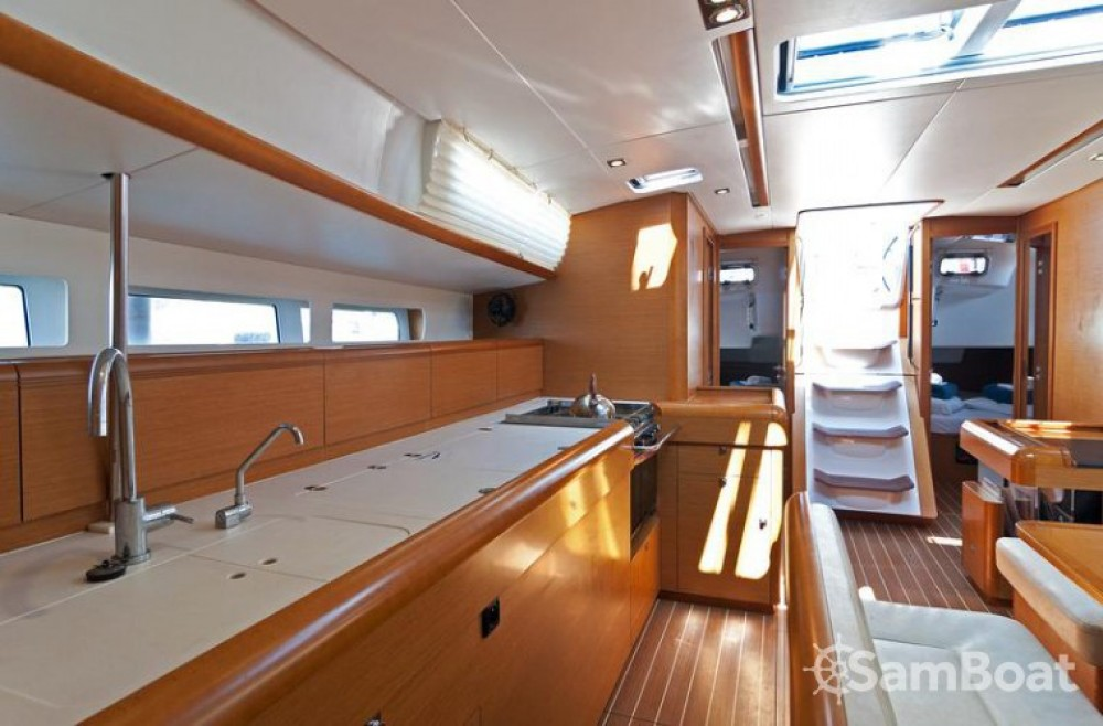 Location yacht à Split - Jeanneau Sun Odyssey 509 sur SamBoat