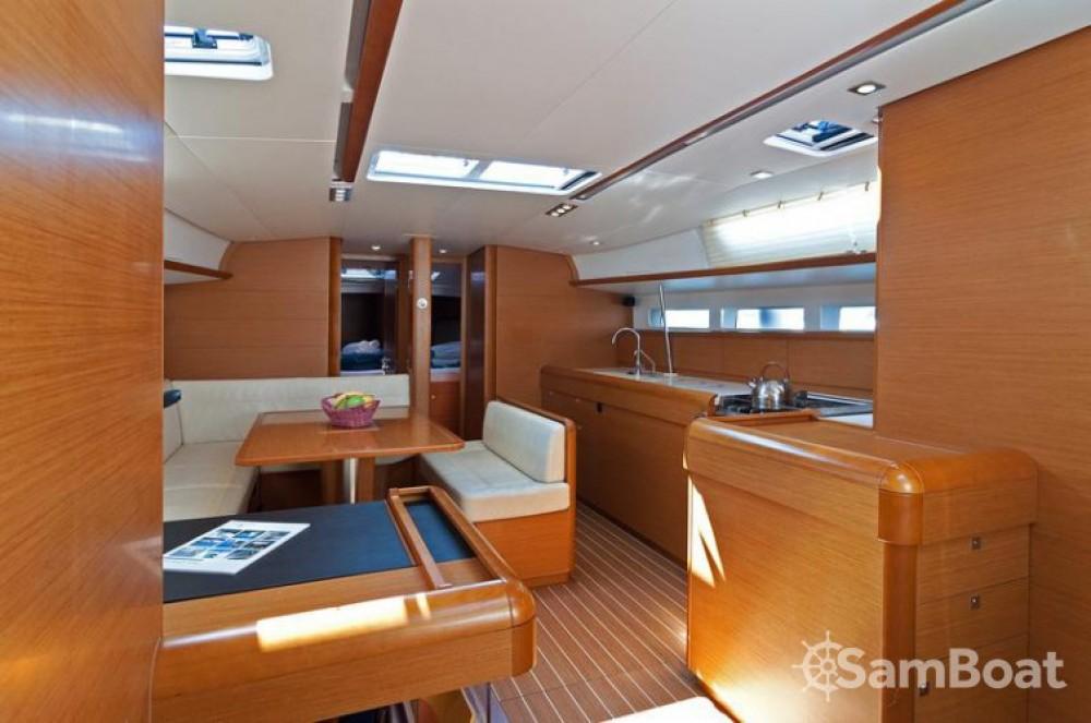 Louez un Jeanneau Sun Odyssey 509 à Split