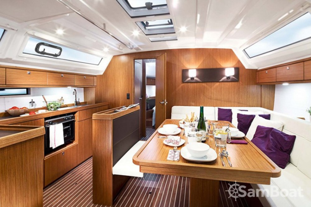 Segelboot mieten in Follonica - Bavaria Cruiser 46