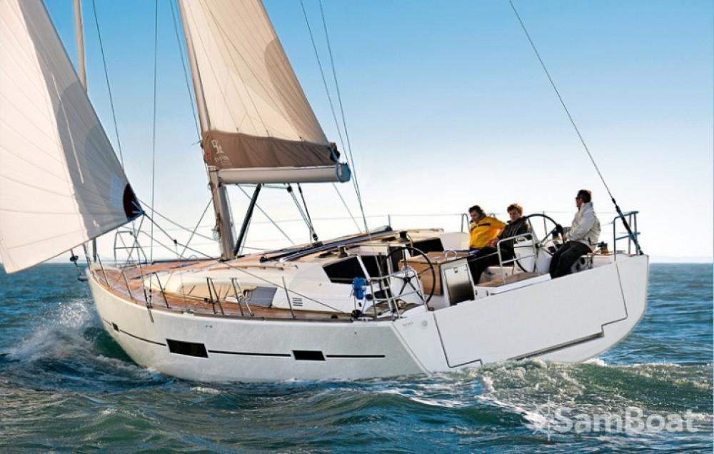 Segelboot mieten in Marsala - Dufour Dufour 500 Grand Large
