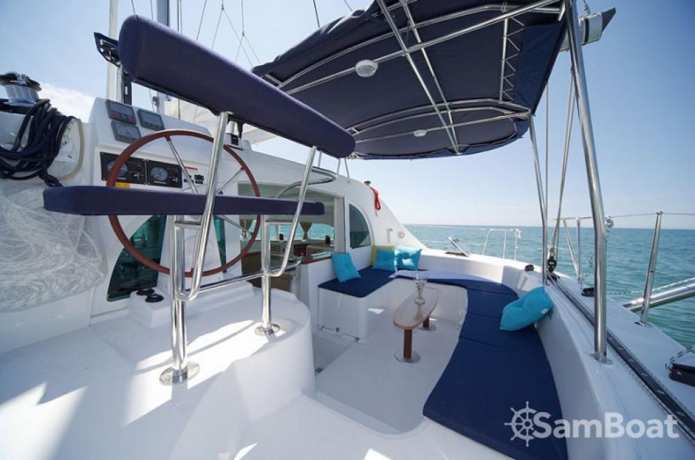Yacht-Charter in Marsala - Lagoon Lagoon 380 auf SamBoat