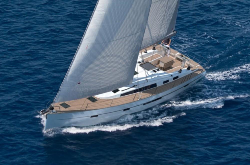 Segelboot mieten in Palermo - Bavaria Cruiser 56