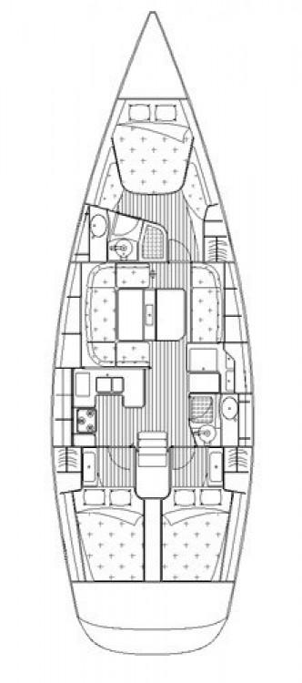 Vermietung Segelboot Cantiere Del Pardo mit Führerschein