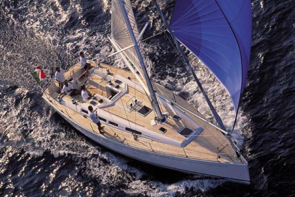 Segelboot mieten in Palermo - Cantiere Del Pardo Grand Soleil 45