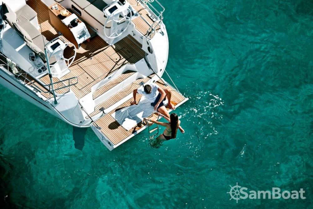 Bootsverleih Palermo günstig Cruiser 46