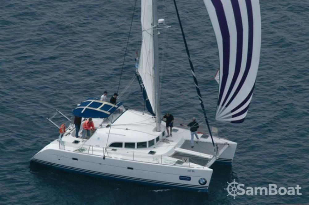 Katamaran mit oder ohne Skipper Lagoon mieten in Furnari