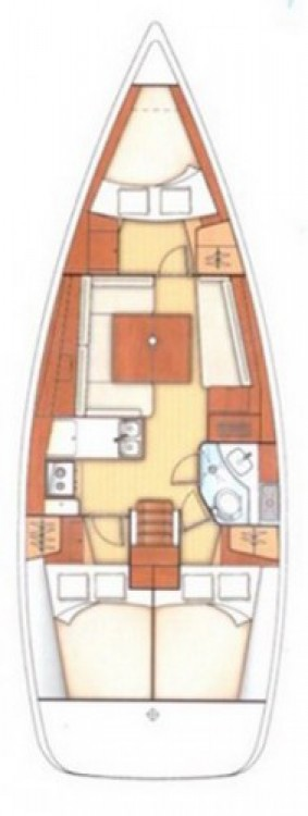 Bootsverleih Bénéteau Oceanis 37 Furnari Samboat
