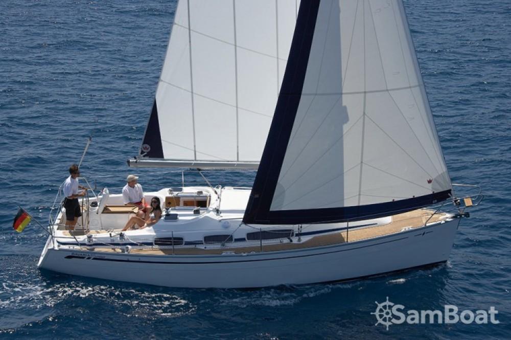 Segelboot mieten in Salerno - Bavaria Cruiser 39