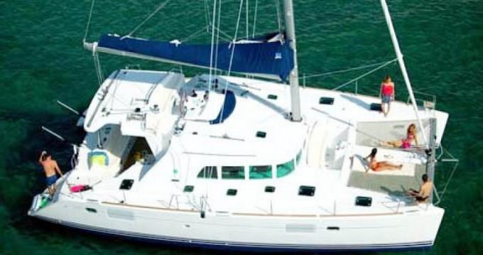 Location Catamaran à Salerne - Lagoon Lagoon 440