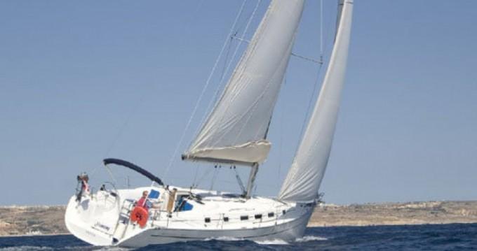 Louer Voilier avec ou sans skipper Bénéteau à Salerne